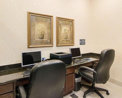 Comfort Inn & Suites Houston West-Katy - Katy - Business centre