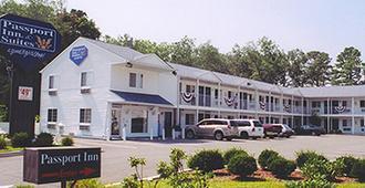 Passport Inn & Suites - Galloway - Building