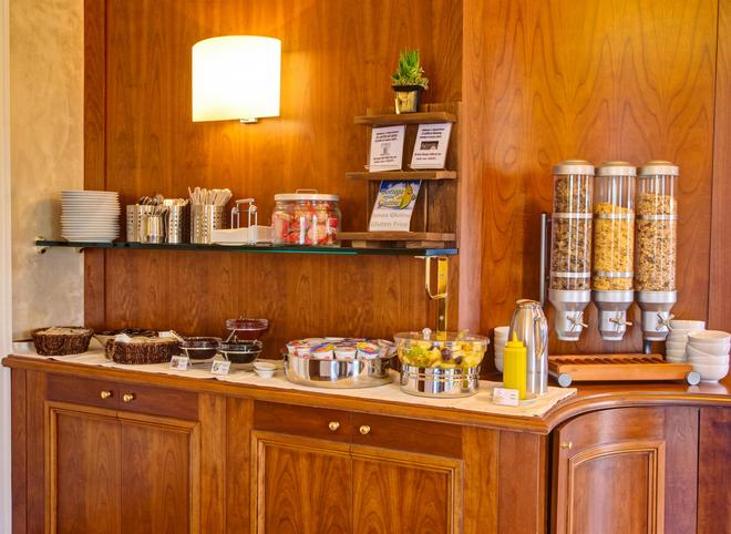 Best Western Hotel Astrid - Rome - Buffet