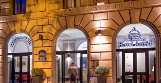 Best Western Hotel Astrid - Rome - Building