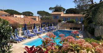 Le Jas Neuf - Sainte-Maxime - Pool