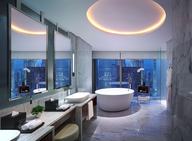 吉隆坡君悅酒店 - 吉隆坡 - 浴室
