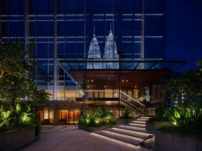 Grand Hyatt Kuala Lumpur - Kuala Lumpur - Building