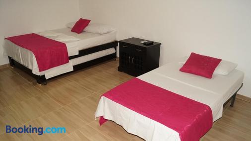Apartahotel Tukasa Rodadero - Santa Marta - Phòng ngủ