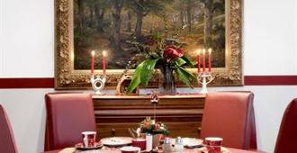 Hotel Burgschmiet - Nuremberg - Dining room