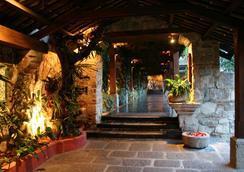 Hotel Museo Spa Casa Santo Domingo - Antigua - Outdoor view
