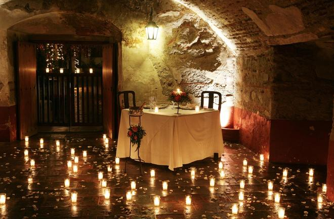 Hotel Museo Spa Casa Santo Domingo - Antigua - Aula