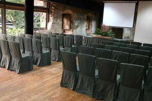 Hotel Museo Spa Casa Santo Domingo - Antigua - Neuvotteluhuone