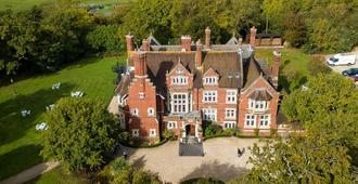 Berwick Lodge - Bristol - Edificio