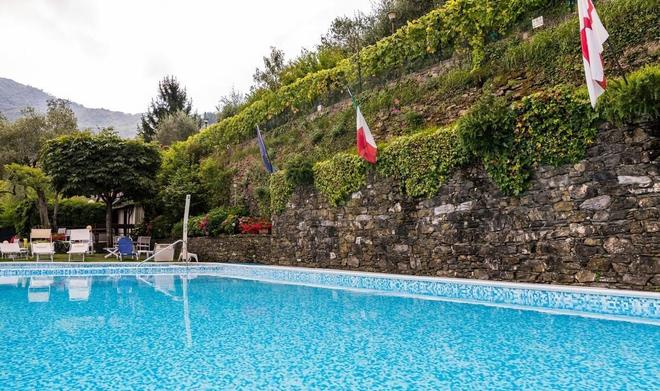 Hotel La Villa Manuelina - Recco - Pool