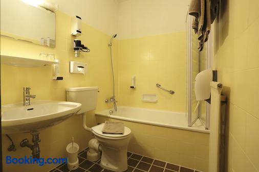 Alpen.Adria.Stadthotel - Klagenfurt - Bathroom