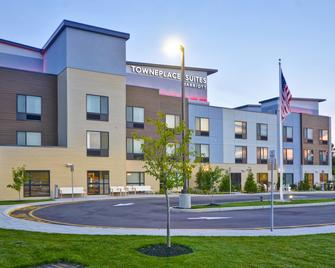 TownePlace Suites by Marriott Cranbury South Brunswick - Cranbury - Building