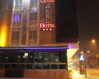 Grand Ezel Hotel - Mersin - Building