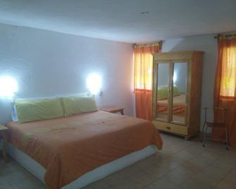 Hotel Ollin Teotl - Teotihuacán de Arista - Bedroom