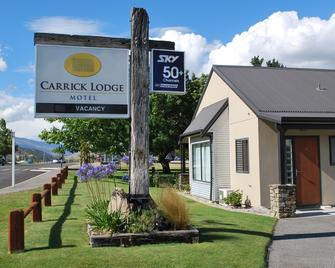 Carrick Lodge Motel - Cromwell - Outdoor view