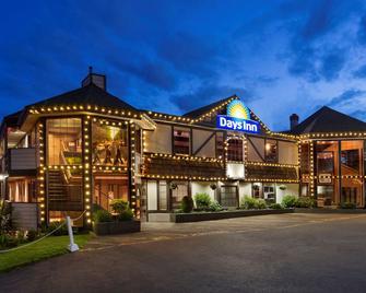 Days Inn Victoria Uptown - Βικτωρία Βρετανικής Κολομβίας - Κτίριο