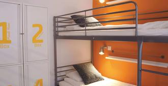 Woohoo Hostal Madrid - Madrid - Camera da letto