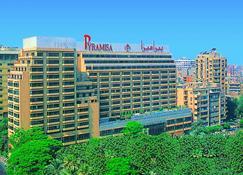 Pyramisa Suites Hotel Cairo - Cairo - Building
