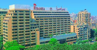 Pyramisa Suites Hotel Cairo - Kairo - Gebäude