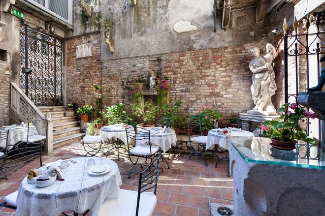 Hotel Al Ponte Mocenigo - Venice - Restaurant