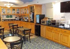SureStay Plus Hotel by Best Western Warner Robins AFB - Warner Robins - Ravintola