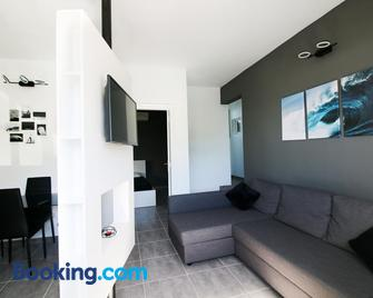 Surf House la Palma - Fuencaliente - Sala de estar