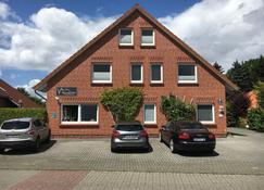 Pension Villa Strandläufer - Norddeich - Gebäude