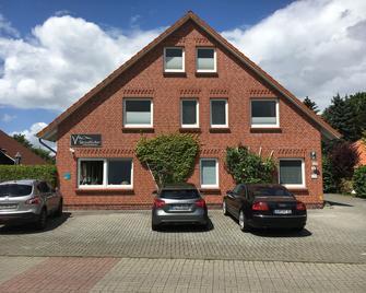 Pension Villa Strandläufer - Norddeich - Gebouw
