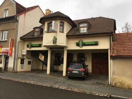Nová Hospoda - Hotel & Restaurant - Praha (Prague) - Toà nhà