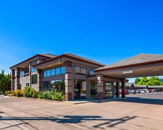 Best Western New Oregon - Eugene - Building
