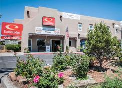 Econo Lodge Old Town - Albuquerque - Building