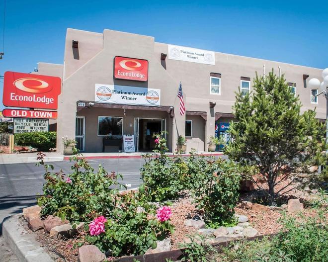 Econo Lodge Old Town - Albuquerque - Rakennus