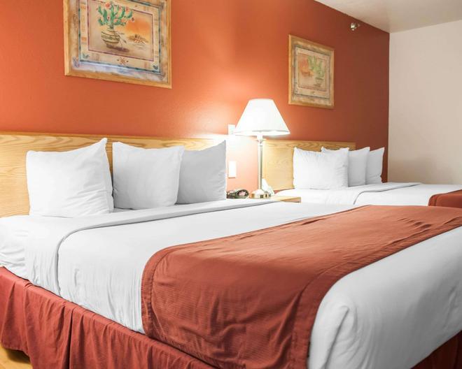 Econo Lodge Old Town - Albuquerque - Makuuhuone