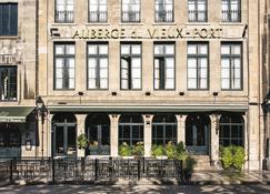 Lofts du Vieux-Port - Montreal - Bygning