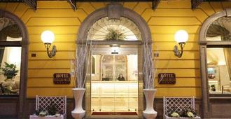 Hotel Vergilius Billia - Nápoles - Edificio