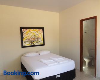 Pousada Portalcion - Goiás Velho - Bedroom