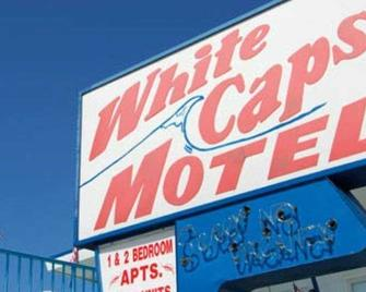 White Caps Motel - North Wildwood - Building