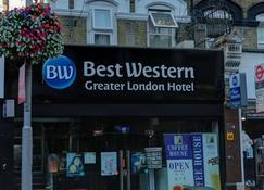 Best Western Greater London Hotel - Ilford - Building