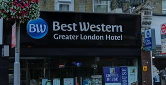 Best Western Greater London Hotel - Ilford - Toà nhà