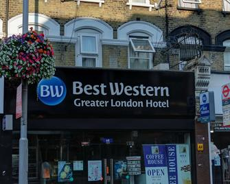 Best Western Greater London Hotel - Ilford - Edificio