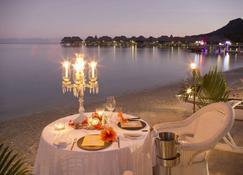 Sofitel Kia Ora Moorea Beach Resort - Maharepa - Restaurant