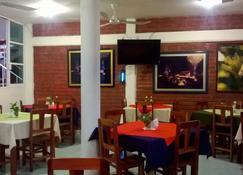 هوتل بلانش - Papantla de Olarte - مطعم