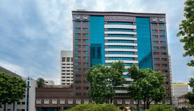 Hotel Grand Pacific - Σιγκαπούρη - Κτίριο