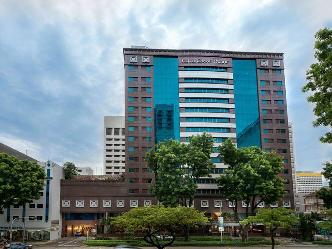ホテル グランド パシフィック - シンガポール - 建物