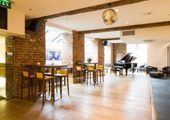 希望街設計酒店 - 利物浦 - 利物浦 - 餐廳