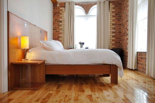 希望街設計酒店 - 利物浦 - 利物浦 - 臥室