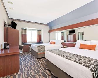 Microtel Inn & Suites by Wyndham Urbandale/Des Moines - Urbandale - Slaapkamer