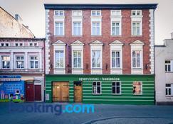 apartamenty kamienica - Puck - Building