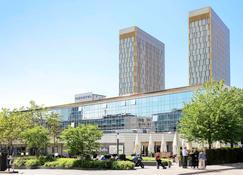 Novotel Luxembourg Kirchberg - Luxemburgo - Edificio