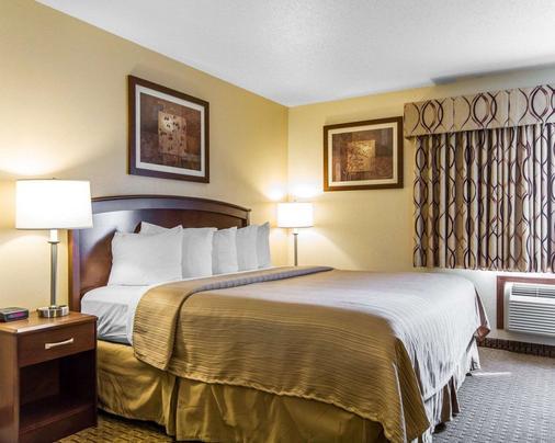 Quality Inn - La Crosse - Bedroom